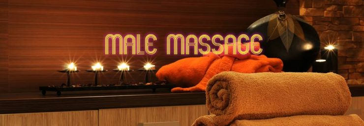 male massage london